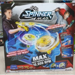 SPINNER M.A.D DELUXE PACK
