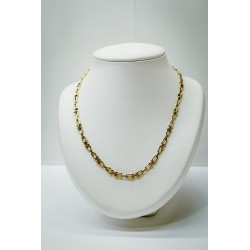 Collier Or Jaune - Etriers