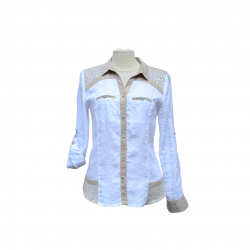 Chemise Lin Fred Sabatier