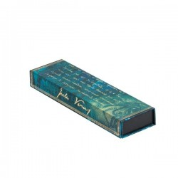 PAPERBLANKS PLUMIER ETUI A CRAYONS JULES VERNE